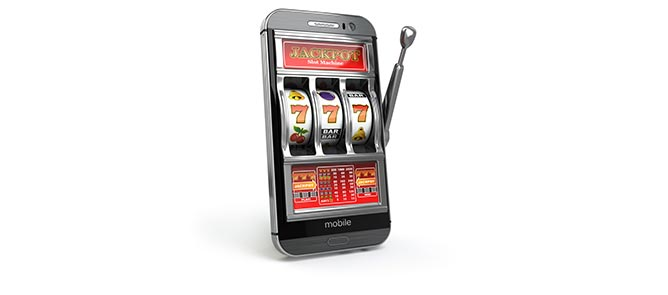 Free spins på mobilen